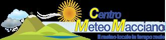 MeteoMacciano Logo Footer